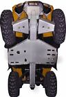 Ricochet Off-Road 5 PC Complete Skid Plate Set, 2006-12 Can-Am Outlander