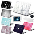Marble Stone Digital Painted Hard Case + Keyboard Cover + SP For Macbook Air Pro
