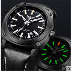 Yelang MenTritium Military Watch Automatic Sapphire Japan 24 Jewels Mov't WR100M