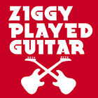 ZIGGY PLAYED GUITAR T Shirt David Bowie Ziggy Stardust and the spiders from mars