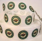 "GROSGRAIN MINNESOTA WILD HOCKEY 1"" INCH RIBBON FOR HAIR BOWS DIY CRAFTS $7.19 USD on eBay"