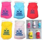 Dog Puppy Cat Coat Jacket Hoodie Warm COTTON For Small Pet Clothes Apparel XS-XL
