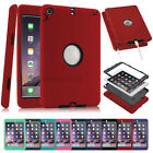 For Ipad 2 3 4 /mini 1 2 3 Shockproof Armor Military Heavy Duty Case Cover Kids