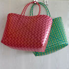 Shopping Bag Shopping Basket Market Basket Beach Bag Bag Braided Bag
