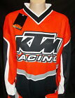 New KTM Motocross MX Jersey Size Sml Polyester KTM MX Shirt or for Casual Wear
