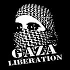 GAZA LIBERATION (free palestine peace stop save no anti war activist) T-SHIRT
