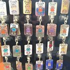 ganz BOY'S NAME CHARM - ZIPPER PULL - OVER 20 NAMES available - great gift