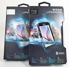 Lifeproof Waterproof FRE Case For Samsung Galaxy S6 100% Authentic
