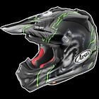 Arai VX-Pro4 Barcia Helmet, Matte Green - All Sizes!