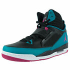 NIKE JORDAN FLIGHT 97 BASKETBALL SHOES BLACK FUSION PINK ...