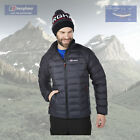 Berghaus Men's Scafell Hydrodown Fusion Jacket - Black - Authorised Dealer