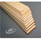 "Balsa Wood Balsa Sheet 18"" (457mm) Long 3"" Wide Select Thickness & Pack Quantity"