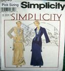 Simplicity Sewing Pattern 8640 Ladies titanic Edwardian Dress Costume Pick Size