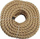 NATURAL MANILA DECKING ROPE AVAILABLE IN 6mm to 24mm - VARIOUS LENGTHS
