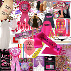 HEN PARTY NIGHT DO ACCESSORIES SASHES BADGES GAMES BAG VEIL BALLOONS DECORATIONS