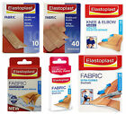 Elastoplast Fabric Flexible and durable, Dressing Lengths, Waterproof Strips