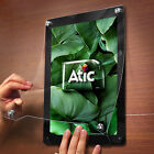 ATIC Frame Note Picture Art Photo Wall Hanging Type Display Black White