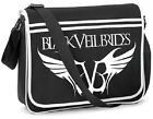 AC/DC black veil brides ALL TIME LOW h..i.m. SLAYER - OFFICIAL MESSENGER BAG