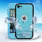 WATERPROOF SHOCKPROOF CASE FOR IPOD TOUCH 5 - 6 [FITS LIFEPROOF & OTTERBOX CLIP]