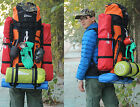 95L Nylon Outdoor Sport Backpack Large Capacity Camping Mountaineering Bags