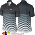 2015 Spring Nike Tiger Woods Bold Stripe Polo Shirt 648717-010 $100 SIZE LARGE