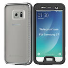 IPX68 Water-resistant Phone Case Cover for Samsung Galaxy S7 Shockproof Skiing