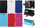 Lichi High Wallet Card Holder Leather Case Cover For Samsung series S6 S7 J5  SF