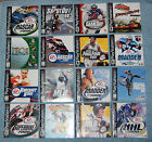 Sony PlayStation 1 (PS1) Game Manuals (Manuals only)