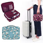Travel Cosmetic Makeup Toiletry Case Bag Wash Organizer Storage Pouch Handbag NY