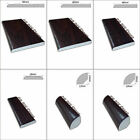 uPVC Window and Door Trim Architrave Rosewood Brown PVC 5m / 2 x 2.5m Trims