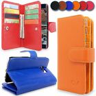 Detachable Leather Wallet Flip Card Slots Case For Samsung Galaxy S6 Edge Plus