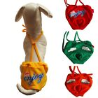 4 Colors Breathable Pet Dog Diapers Female Dog Sanitary Panty Reusable XS S M L
