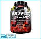 MuscleTech Nitro Tech Performance Series (1.8kg) (40 Serve) Whey Protein Isolate £38.49 GBP on eBay