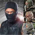 Camouflage Hunting Army Outdoor Tactical Military Cycling Full Face Neck Mask