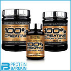 Scitec Nutrition 100% Creatine Monohydrate Various Sizes 100g, 300g, 500g & 1kg