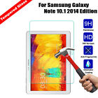 Tempered Glass Screen Protector For Samsung Galaxy Note 10.1 2014 Edition P600