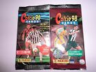 PANINI CALCIO 96 / 98 Trading card pack Japanese Version (Buy 5 Get 1pack free)