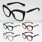 Retro Vintage Clear Lens Oversized Fashion Cat Eye Women Eye Glasses Nikita