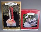 Hallmark 1996 Freedom 7 & 1999 Lunar Rover Vehicle Journey into Space Ornaments