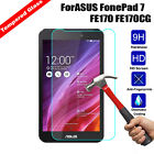9H Ultra thinTempered Glass Screen Protector Film For ASUS Fonepad Zenpad Tablet