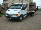 52 Iveco Daily 50c 130bhp, Recovery Truck, 16.5 Foot Beaver Tail Body, 1prev Own