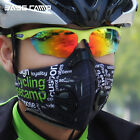 Neoprene Anti Dust Motorcycle Bicycle Cycling Bike Ski Half Face Mask Filter NEW