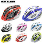 NEW Cycling Bicycle Women Mens Bike Helmet Red carbon color With Visor Mountain