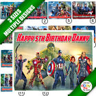 Marvel's Avengers Icing Sheet Cake Topper a