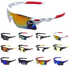 Sporting Goods - Men's-Cycling-Sunglasses-Driving-Vintage-Outdoor-Sport-Eyewear-Glasses-UV400 NEW