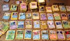 Pokemon Card Lot of (225) cards PLAYED CONDITION (7) RARES/HOLOS! RANDOM
