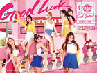 AOA - Good Luck [WEEKEND ver.] CD with Group Poster + Extra Photocards Set
