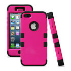 Shockproof Hybrid Hard&Soft Rugged Cover For Apple iPhone SE Case iPhone 5 5s