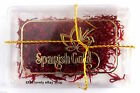 PURE SPANISH SAFFRON GOLD SPICE 1 GRAM MULTI-PACK LISTING CHOOSE 1G,2G,4G,8G,16G