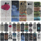 For Samsung Fashion Rubber Shockproof TPU Soft Protective Case Cover Back Skin $2.18 USD on eBay